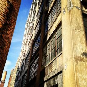 Se balader entre les buildings...